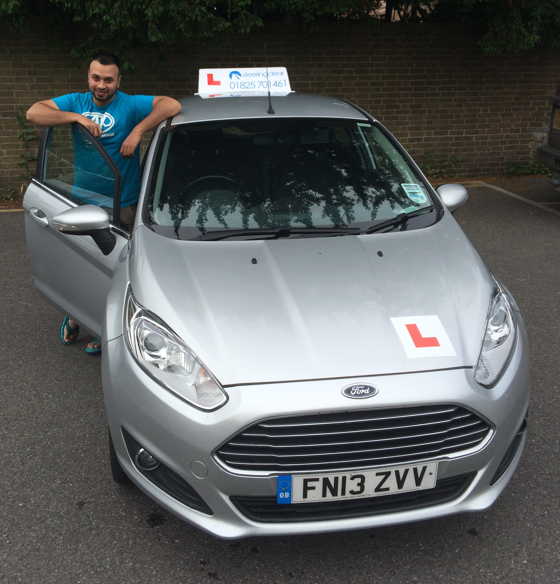Al Siddik - Our Uckfield Driving Instructor